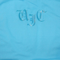 Versace  Top turquoise Gr. 36