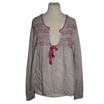 Odd Molly Blouse with roses
