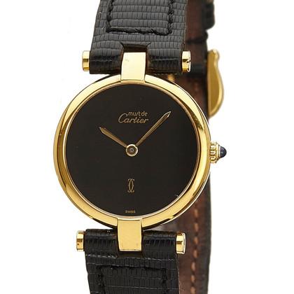 """Cartier """"Must de Cartier Vermeil Watch"""""""