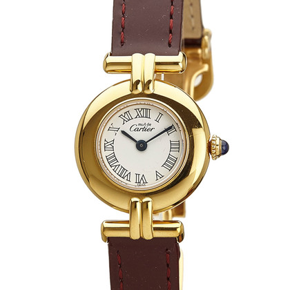 "Cartier ""Must de Cartier Colisee Watch"""
