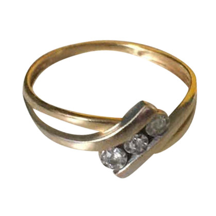 Boucheron diamond ring
