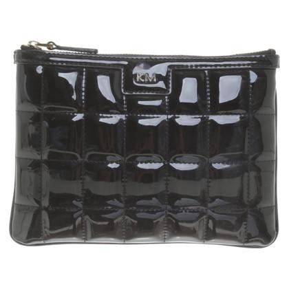 Karen Millen clutch op zwart