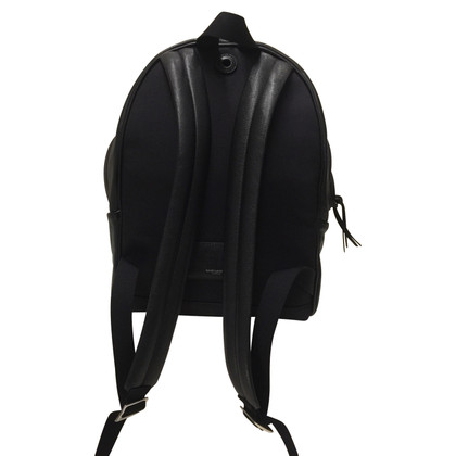 "Saint Laurent ""Mini City Amore Patch Backpack"""