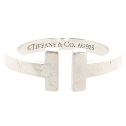 Tiffany & Co. Bague en argent sterling