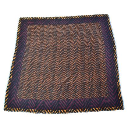 Burberry modelli di sciarpa di seta