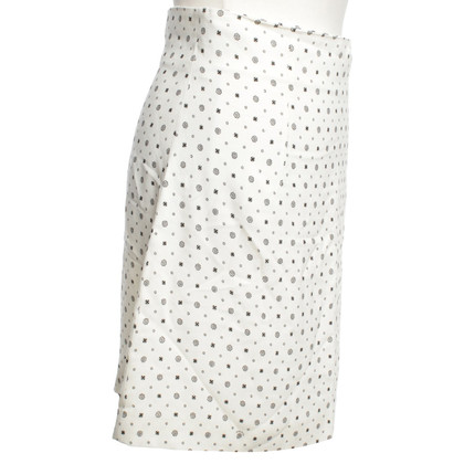 Miu Miu skirt in black / white