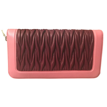 Miu Miu Wallet in bi-color