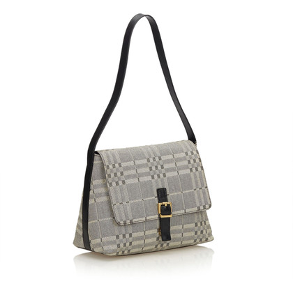 Burberry Shoulder bag with check pattern