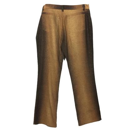 Roberto Cavalli Brown Jeans