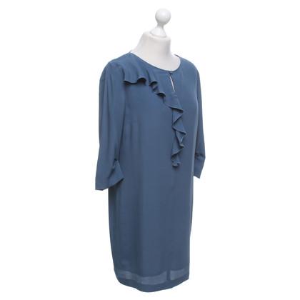 Patrizia Pepe Jurk in grijs-blauw