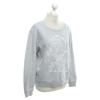 Closed Sweatshirt in Grey