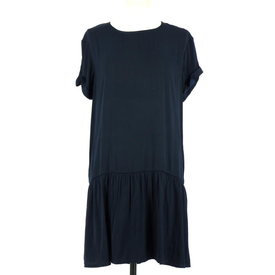 american vintage robe en bleu acheter american vintage. Black Bedroom Furniture Sets. Home Design Ideas