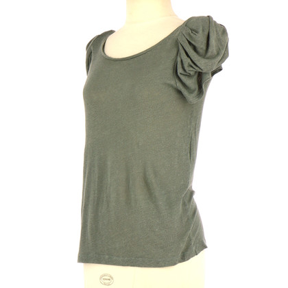 Maje Shirt in green