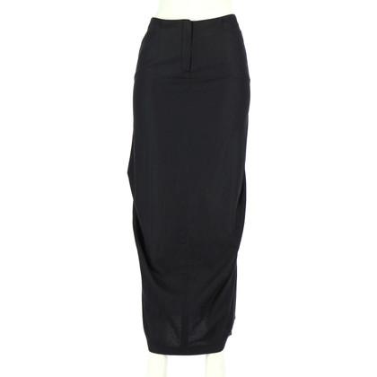 Comptoir des Cotonniers skirt in black