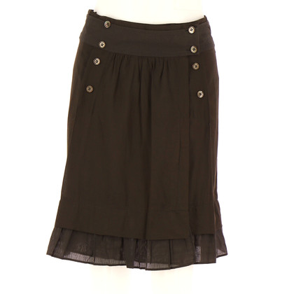 Comptoir des Cotonniers skirt in brown