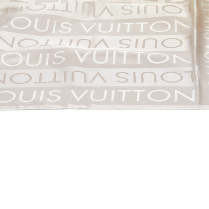 Louis Vuitton Doek met logopatroon