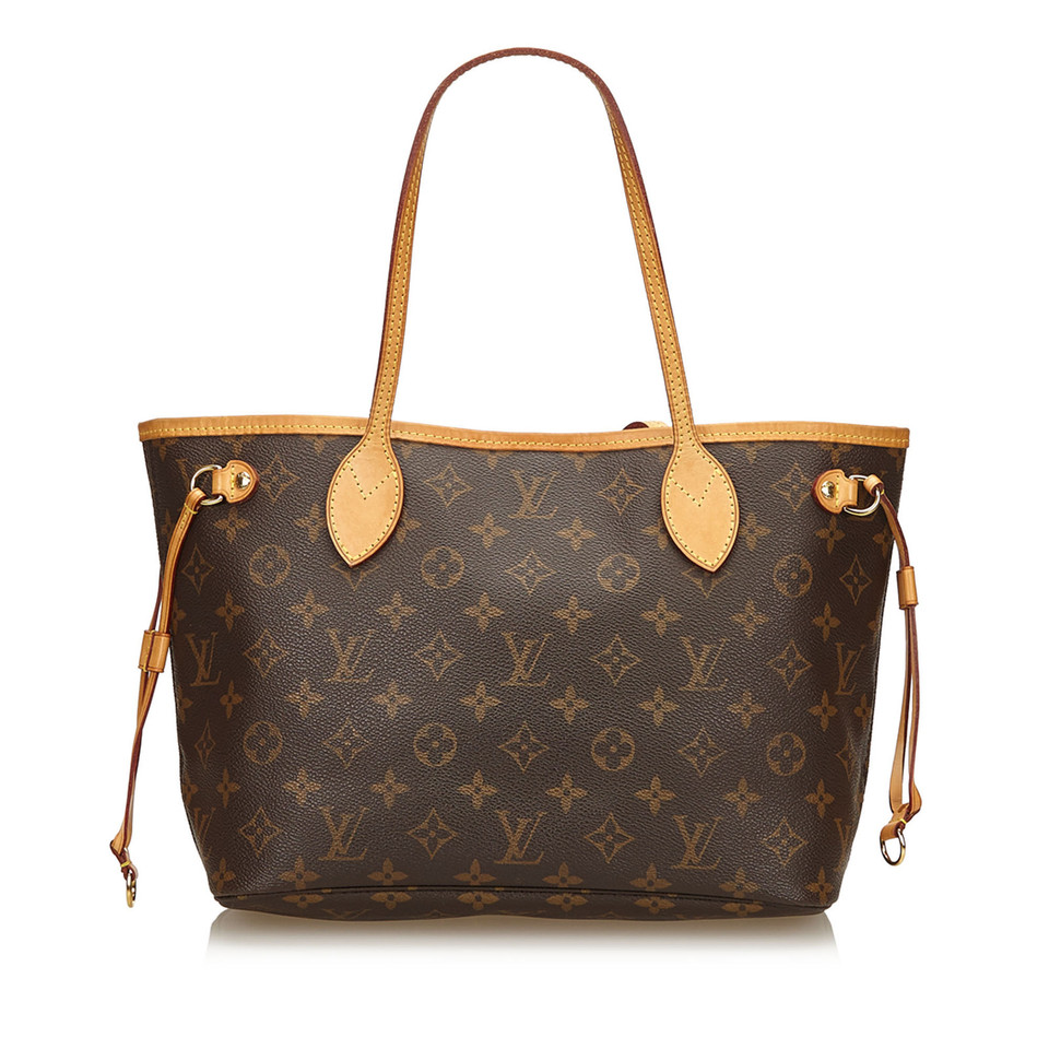 louis vuitton neverfull pm monogram canvas buy second hand louis vuitton neverfull pm. Black Bedroom Furniture Sets. Home Design Ideas