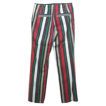 Marc Cain trousers with stripes