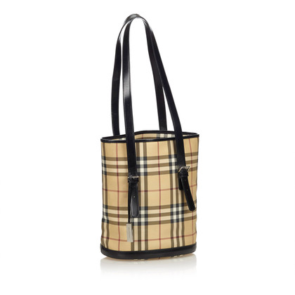 Burberry Shoulder bag with nova check pattern
