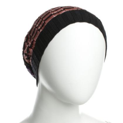Missoni Cap with pattern