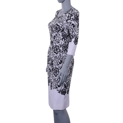 Dolce & Gabbana Jurkje met kant-Print