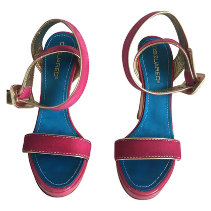 Dsquared2 Plateausandalen