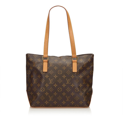 "Louis Vuitton ""Cabas Piano Monogram Canvas"""
