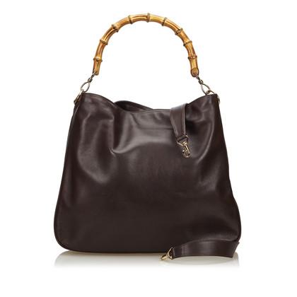 Gucci Handbag with bamboo handle
