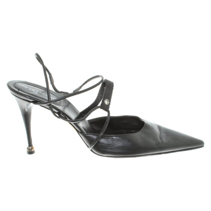 Sergio Rossi Sling-pumps in black