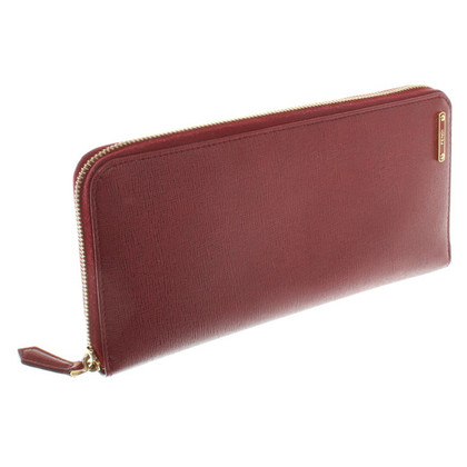 Fendi Wallet in Bordeaux
