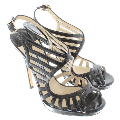 Jimmy Choo Sandals in black