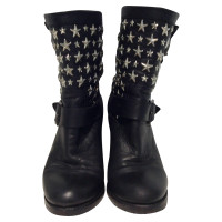 Jimmy Choo Star studded boots
