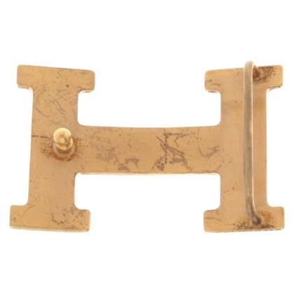 Hermès Cintura marrone