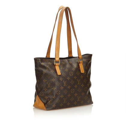 "Louis Vuitton ""Cabas Piano"" from Monogram Canvas"