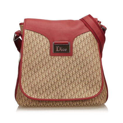 Christian Dior Oblique Jacquard Shoulder Bag