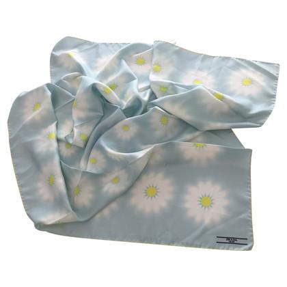 Prada zijden sjaal