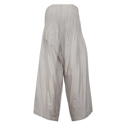 Issey Miyake pantaloni a pieghe