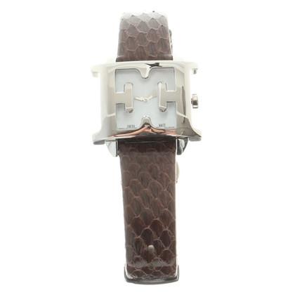 Escada Leather Watch