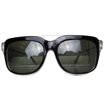 Maison Martin Margiela Sunglasses in black / transparent
