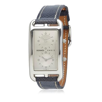 """Hermès """"Cape Cod Deux Zones Watch"""""""