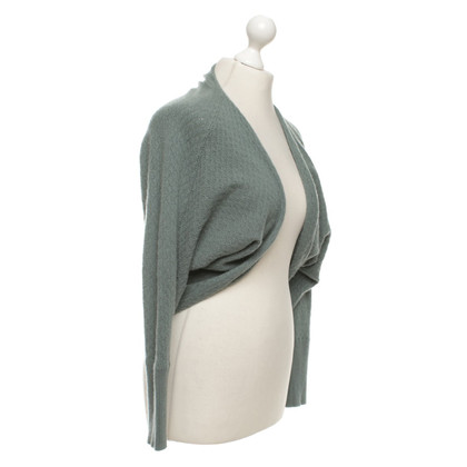 Allude Cashmere sweater in green