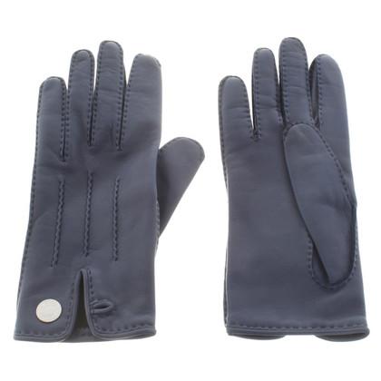Hermès guanti di pelle