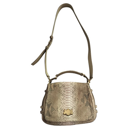 Christian Lacroix Shoulder bag made of python leather