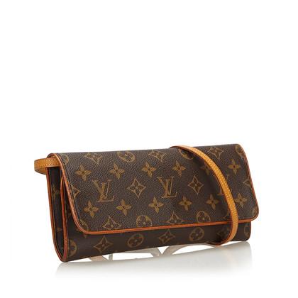 "Louis Vuitton ""Pochette Twin GM Monogram Canvas"""