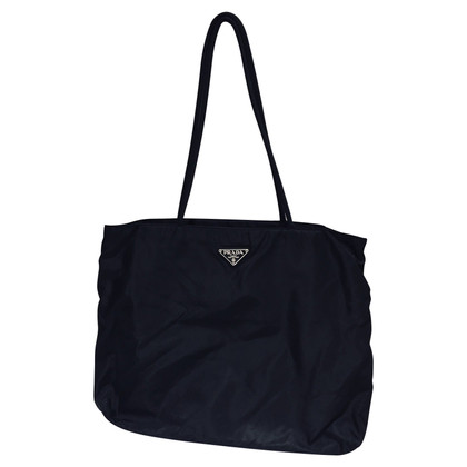 "Prada ""Tessuto City Tote Bag"""