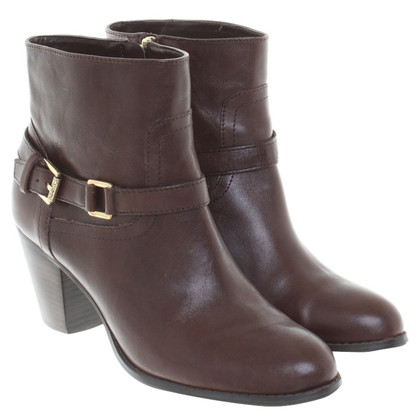 Ralph Lauren Ankle boots in brown