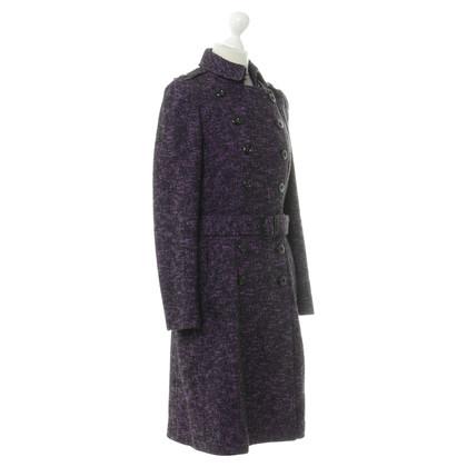 Burberry Trench coat in Bouclé optics