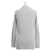 Iris von Arnim Cashmere Sweater in Gray