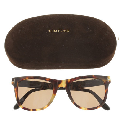 Tom Ford Sonnenbrille im Animal-Design
