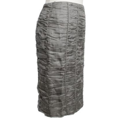 Burberry skirt made of silk